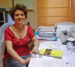 Lucía Germani, presidenta de la asociación de consumidores Actora Consumo.