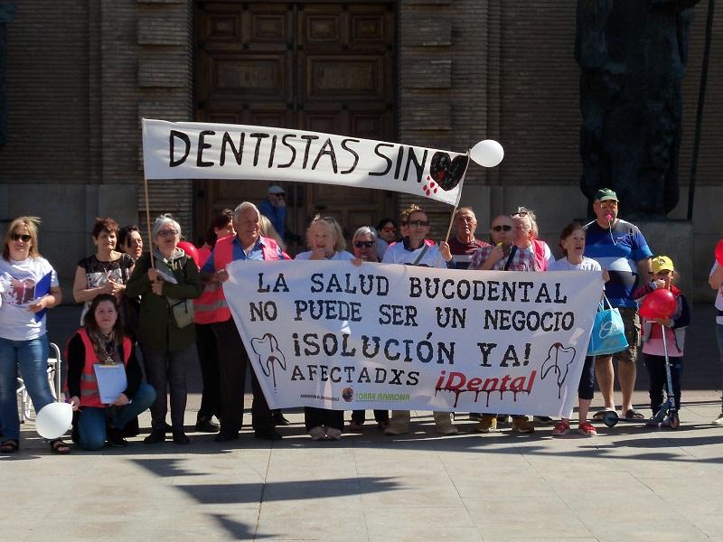 La asociación de consumidores en Zaragoza, ACTORA Consumo, organiza esta movilización.