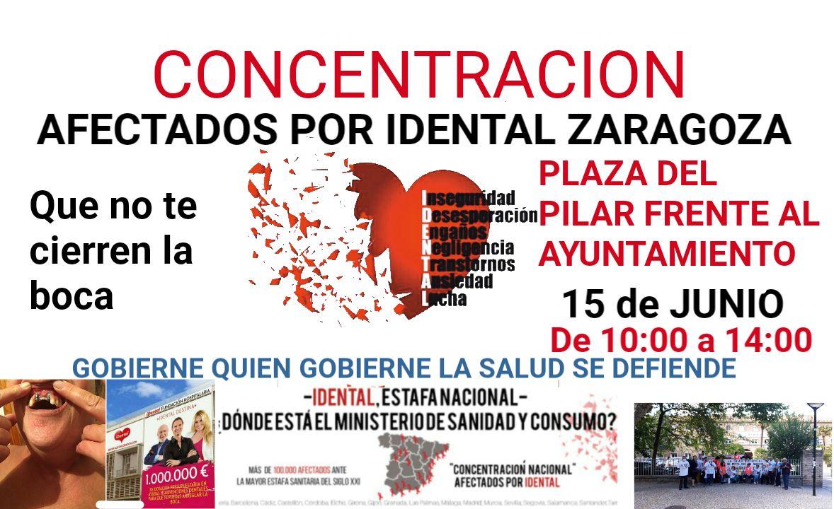 Los afectados por iDental se movilizan para exigir al nuevo Ayuntamiento la declaración de 'Emergencia Sanitaria'