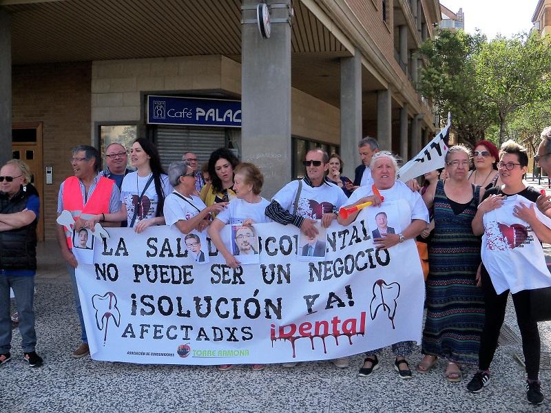 ACTORA Consumo denuncia que el Gobierno de Aragón sólo ha atendido a 12 de los 14.000 afectados por iDental